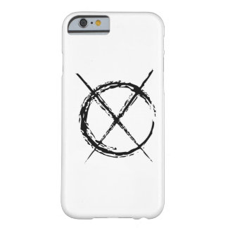 Slenderman Barely There iPhone 6 Case