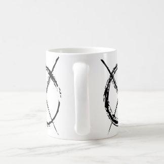Slenderman Classic White Coffee Mug