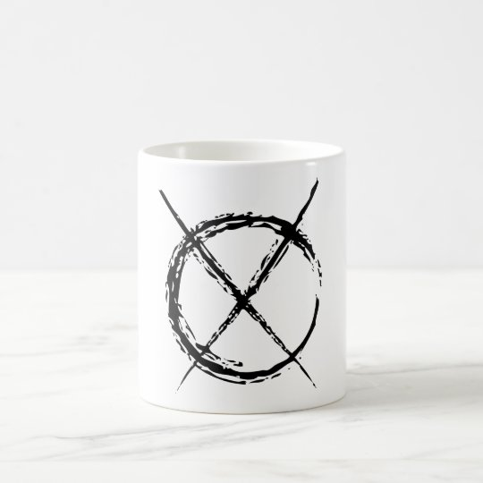 Slenderman Coffee Mug