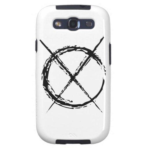 Slenderman Galaxy S3 Covers