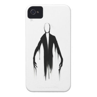 Slenderman iPhone 4/4s Case