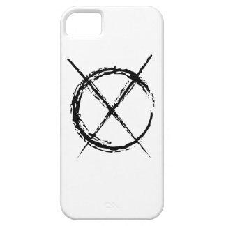 Slenderman iPhone 5 Carcasa
