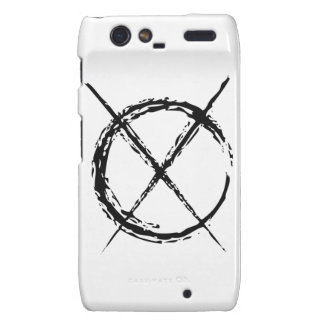 Slenderman Motorola Droid RAZR Cover