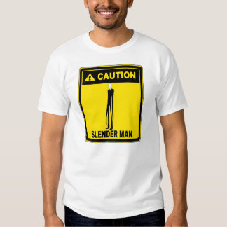 Slenderman Signboard Shirt