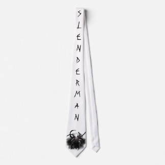 Slenderman Tie