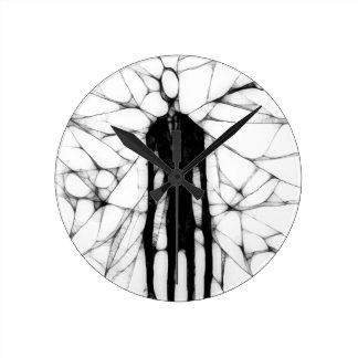 Slenderman Wall Clock