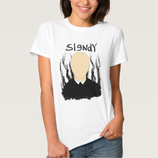 Slendy Slenderman T-Shirt