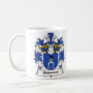 Slepowron Family Crest Coffee Mug