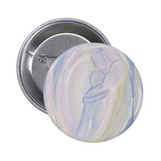 Slepp mer ei 2 inch round button