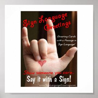 SLG ILY poster