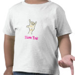 SLGreetings - I Love You! T-shirt