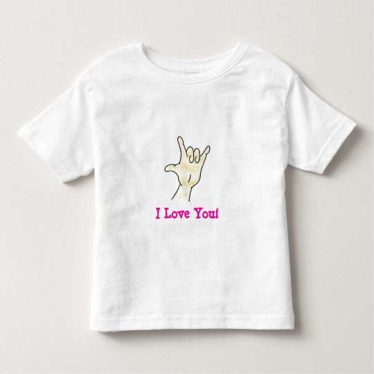 SLGreetings - I Love You! T-shirt