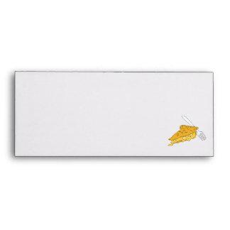slice of apple pie envelopes
