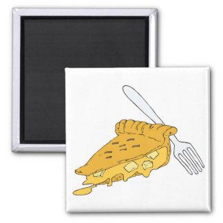 slice of apple pie magnet