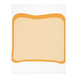 slice of bread icon flyer