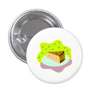 Slice Of Cake Buttons
