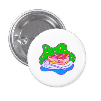 Slice Of Cake Pinback Button
