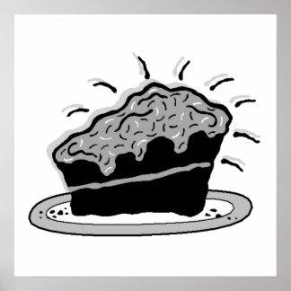 Slice Of Cake Poster