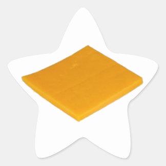 Slice of Cheese Sticker