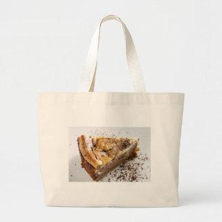 Slice of Chocolate Cheesecake Bag