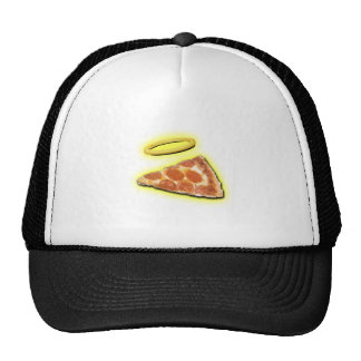 Slice of Heaven Pizza with Halo Trucker Hat