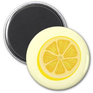 Slice of Lemon Magnet