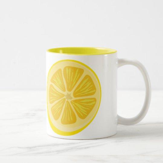 Slice of Lemon Mug