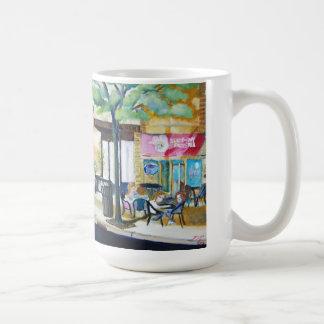 Slice Of NY Pizzeria Classic White Coffee Mug