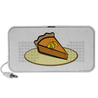 Slice of Pie Notebook Speakers