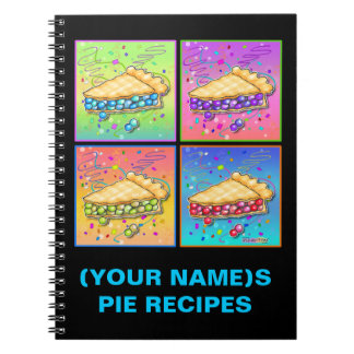 Slice of Pie Recipe - Notebook