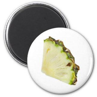 Slice of pineapple magnet