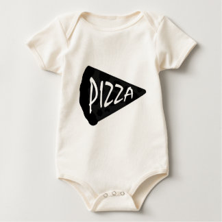 Slice of Pizza Baby Bodysuit