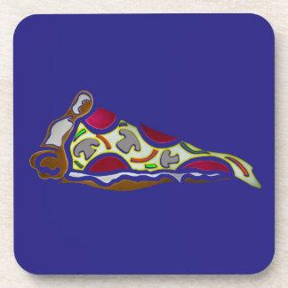Slice of Pizza Beverage Coaster
