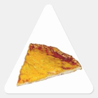 Slice of Pizza Triangle Sticker