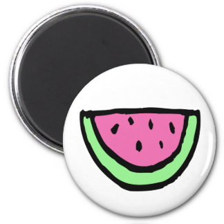 Slice of Watermelon Magnet