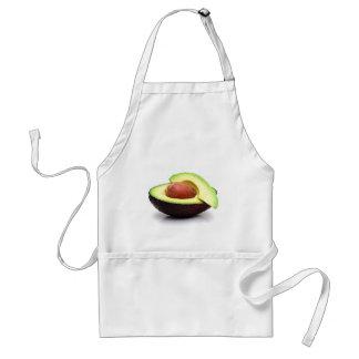 Sliced Avocado Adult Apron