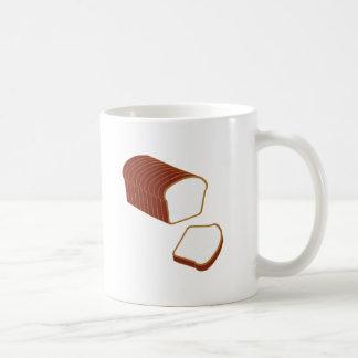Sliced Bread! Classic White Coffee Mug