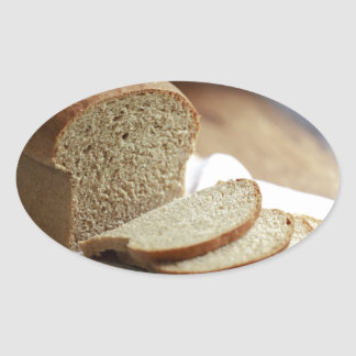 Sliced Bread photo Stickers