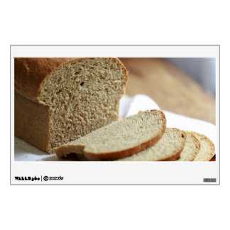 Sliced Bread photo Room Decal