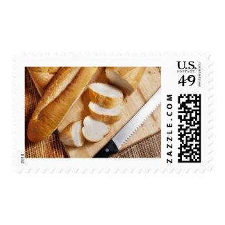 Sliced Bread Postage