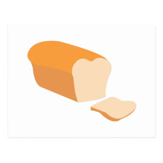 Sliced Bread Postcard