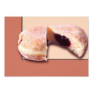 Sliced Donut Card