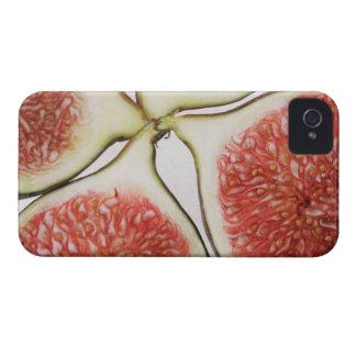 Sliced figs, close-up Case-Mate iPhone 4 case