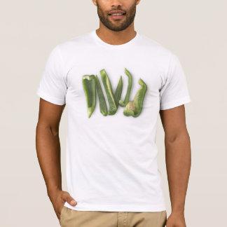 Sliced Green Bell Peppers T-Shirt