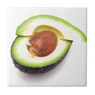 Sliced Open Avocado Tile