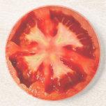 Sliced Tomato Coasters