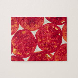 Sliced Tomatoes Puzzle