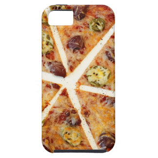 Sliced Tortilla Pizza iPhone 5 Covers