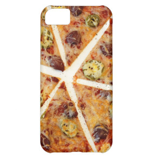 Sliced Tortilla Pizza iPhone 5C Covers