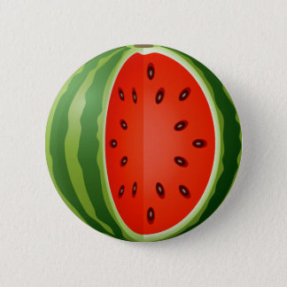 SLICED WATERMELON BUTTON